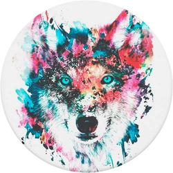 POPSOCKETS Wolf Handy Ständer