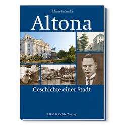 Altona als Buch von Holmer Stahncke