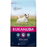 Eukanuba Adult kleine Rassen Huhn 15 kg