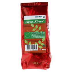 GRÜNER TEE Japan Kirsch 100 Gramm