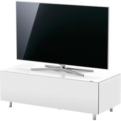 SPECTRAL Lowboard Just Racks, JRL 1100T, Breite 111 cm, wahlweise mit Basis- oder TV-Paket weiß