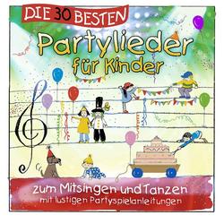 Lamp & Leute - Die 30 besten Partylieder für Kinder