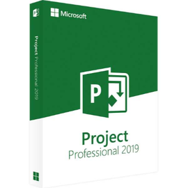 Microsoft Project 2019 Professional ESD DE Win
