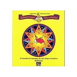 Schutzengel-Mandalas
