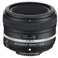 Nikkor 50mm F1,8G Special Edition