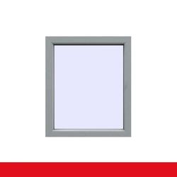 Festverglasung einflügeliges Fenster   Grau
