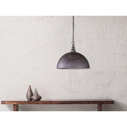 FISCHER & HONSEL LED Pendelleuchte, Industrial Style Rost-Optik 1-flammig, Industrie-Lampe Esszimmer-Lampe für über Esstisch Kücheninsel