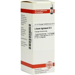 LILIUM TIGRIN D 3