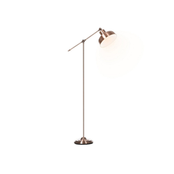 HOMCOM Stehlampe Stehlampe mit verstellbarem Schirm