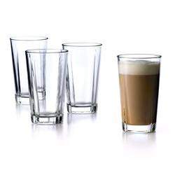 Rosendahl Gläser-Set Grand Cru; 37 cl Kaffeeglas im 4er-Set (4-tlg), Glas