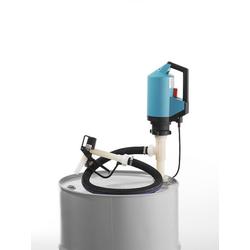 Grün-Pumpen Chemie Fasspumpen-Set CS1 für fast alle Chemikalien 420-0002
