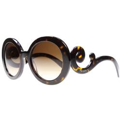 Prada Minimal Baroque 27NS 2AU6S1 5522 Tortoise Sonnenbrille