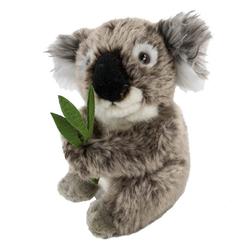 Teddys Rothenburg Kuscheltier Koalabär mit Blatt 16 cm