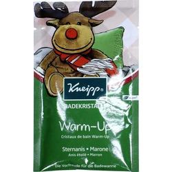 Kneipp Badekristalle Warm-Up
