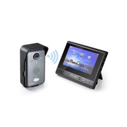 Drahtloses Video-Türtelefon TX-59+ mit 7 TFT LCD Innenmonitor
