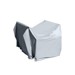 bremermann Gartenmöbel-Schutzhülle für Gartenmöbel wasserfest grau