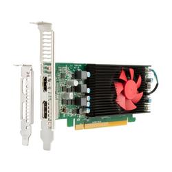 HP AMD Radeon RX 550X Grafikkarte mit 4 GB