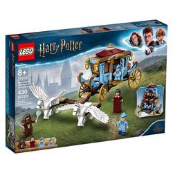 Kutsche von Beauxbatons: Ankunft in Hogwarts?