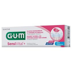 GUM SensiVital+ Zahnpasta 75 ml