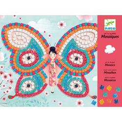 Schmetterlinge Mosaik Puzzle von Djeco