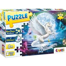 CRAZE Puzzle Moonlight Pegasus 30196