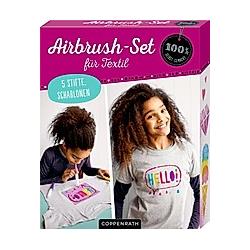 Airbrush-Set für Textil