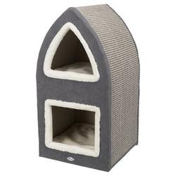 Trixie Katzenturm Cat Tower Marcy, 75 cm, creme/grau