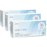 ClearLab Clear 30 St. / 8.70 BC / 14.20 DIA / -4.50 DPT