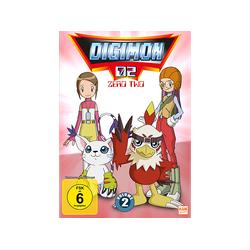 Digimon 02 - Zero Two DVD