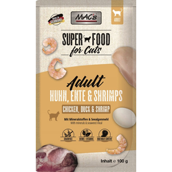 Macs Cat Ente & Shrimps Inhalt: 100g
