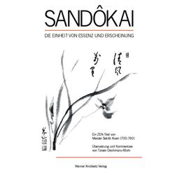 Sandokai als Buch von Meister Sekito/ Sekito Kisen/ Taisen Deshimaru