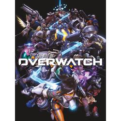 Blizzard: Art of Overwatch: Buch von Blizzard