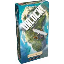Asmodee Unlock! Die Insel des Doktor G. Einzel Unlock! - Die Insel des Doktor Goorse (Einzelszenario