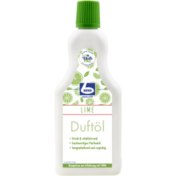 Dr. Becher Duftöle, 0,5 Liter, Hochwertiges Parfümöl zur langanhaltenden Lufterfrischung, Duft: Lime
