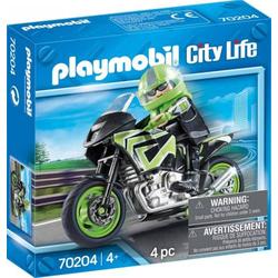 Playmobil Motorradtour