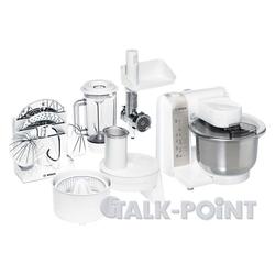 BOSCH Küchenmaschine MUM4880 ws/si Küchenmaschine
