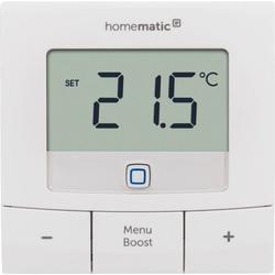 Homematic IP Wandthermostat - basic Smartes Heizkörperthermostat