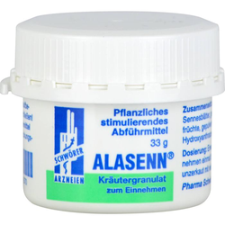 ALASENN Kräutergranulat 33 g