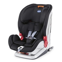 Chicco 06079207950000 Kinderautositz Youniverse Fix Gr. 1/2/3, schwarz