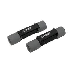 Schildkröt-Fitness Zusatzgewichte Soft-Hanteln (Aerobic-Hanteln) 1,0kg Set, 2019 kg