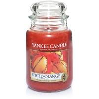 Yankee Candle 1188030E Wachskerze Rund Orange 623 g