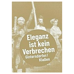 Gintersdorfer/Klaßen - Buch