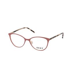 DKNY DK 3001 608, inkl. Gläser, Cat Eye Brille, Damen