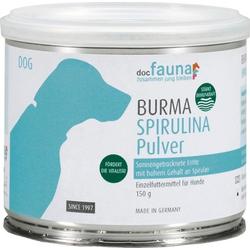 BURMA Spirulina Pulver f.Hunde