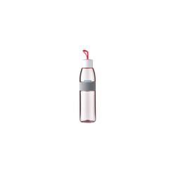 Mepal Trinkflasche Trinkflasche 700 ml Ellipse, Trinkflasche rot
