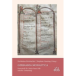 Germania Monastica - Buch