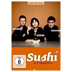 Kom(m)ödchen: Sushi, 1 DVD