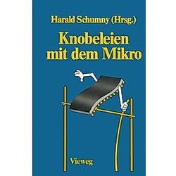 Knobeleien mit dem Mikro - Buch
