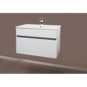 Sanotechnik Waschbeckenunterschrank 80 cm Stella Weiß