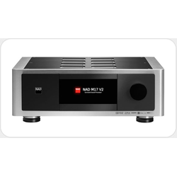 NAD M 17 V2 7.1 AV-Prozessor-Vorverstärker *silber-schwarz*